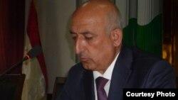 Заместитель директора агентства государственного финансового контроля и борьбы с коррупцией Таджикистана Давлатбек Хайрзода.