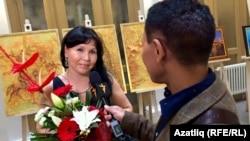 Розалия Әбделгалиева-Атнагулова