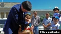 Вице-премьер Мухамметкалый Абулгазиев.
