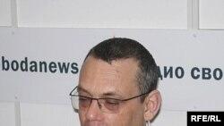 Игорь Яковенко - секретарь Союза журналистов России