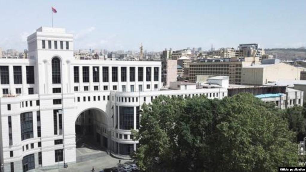 Армения категорически осуждает шаги Азербайджана по обострению ситуации – МИД