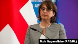 Gürcüstanın xarici işlər naziri Maia Panjikidze