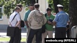 Закрыты суд над «шпіёнам» Гайдуковым. Першы дзень