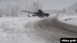 Казан янында танклар