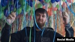 Ислам Кадыров (старое фото из инстаграма бывшего вице-премьера Чечни)