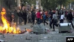На юго-востоке Турции происходят волнения