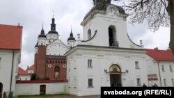 Манастыр ХVІст.уСупрасьлі