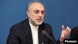 Шефот на иранската дипломатија Али Акбар Салехи.