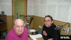 Вячаслаў Ракіцкі і Міхал Анемпадыстаў
