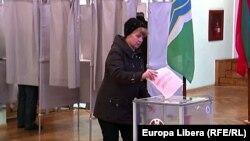 Particularități electorale în Transnistria