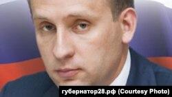 Кандидат от партии «Единая Россия» Александр Козлов.