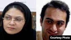 محمد هاشمی و بهاره هدايت بدون حکم کتبی احضاريه در منزل خود دستگیر شده اند.