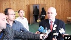 Американскиот амбасадор во Македонија Филип Рикер