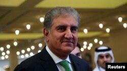 د پاکستان حکومت وايي، قریشي به په غونډه کې د کشمیر پر موضوع غږېږي - د ارشیف انځور.