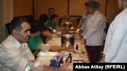 Talassemiyalı uşaqlar üçün qanvermə aksiyası