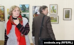 Гледачы лужкоўскіх краявідаў