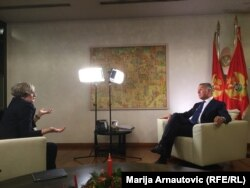 Sabina Cabaravdic interviews Montenegrin Prime Minister Milo Djukanovic