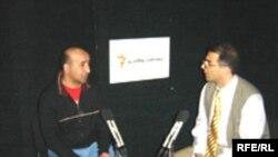 """""""Azadlıq"""" radiosunun müxbiri İlqar Rəsulun Şahin Diniyevlə söhbəti, 13 aprel 2006"""