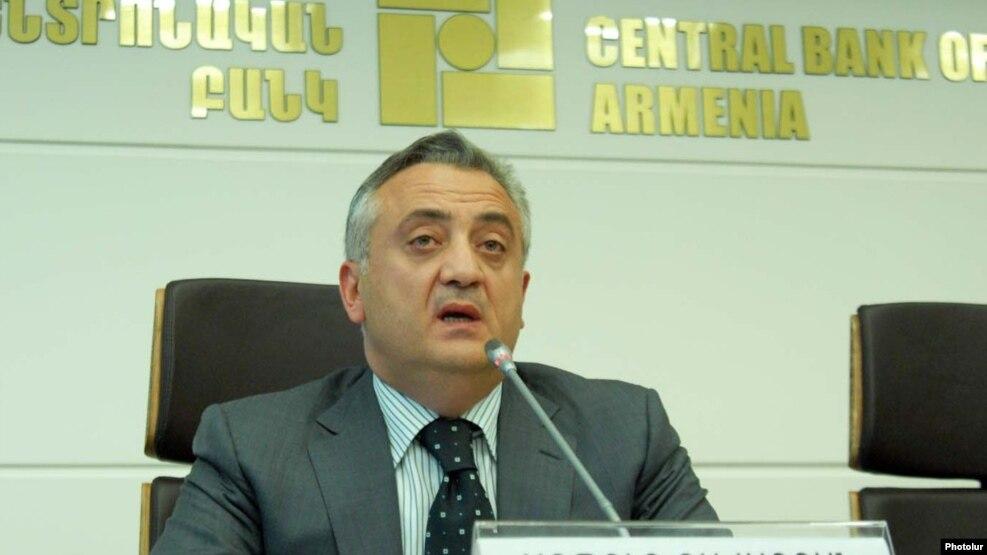 Глава ЦБ Армении отбыл в Израиль