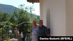 Radojko Vilaret i Đulbo Kadić, foto: Danica Gudurić