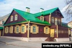 Дом Багдановіча (1 Мая, 10)
