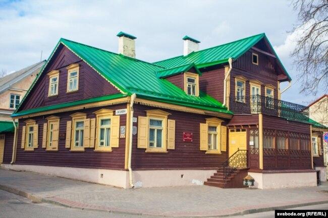 Дом Богдановича (1 Мая, 10)