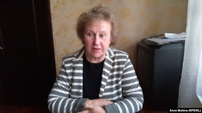Лариса Рыжова