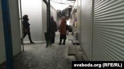 Зь некалькіх соцень ІП на берасьцейскім рынку за ЦУМам працуюць пару дзясяткаў