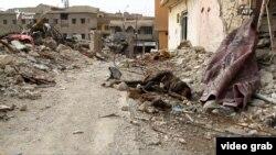 Veliki dijelovi teritorije Iraka u potpunosti su uništeni