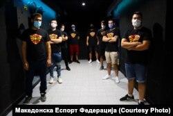 Тим во Македонска Еспорт Федерација