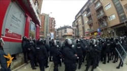 Police, Protesters Clash In Kosovo Over Ethnic Slur