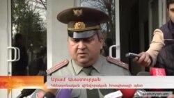 Ղարաբաղից Երևան տեղափոխված 3 զինծառայողների վիճակը «կայուն ծանր» է