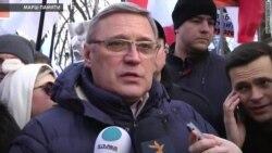 Михаил Касьянов. Интервью Радио Свобода