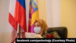 Глава администрации Ялты Янина Павленко