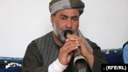 نور محمد یکی از نوازنده سازسرنای در هرات