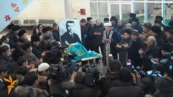 Прах Смагула Садвакасова доставлен в Астану
