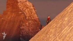 Alp dağlarının yeni rekordçusu