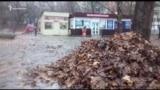 Ливень в Симферополе (видео)