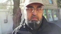 """""""Нас просто выкинули"""". Чеченцы протестуют в Баку"""