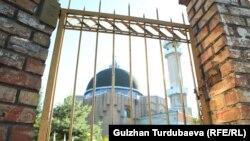 Бишкектеги мечит.