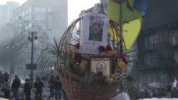 Хроника протеста: Киев 27 января