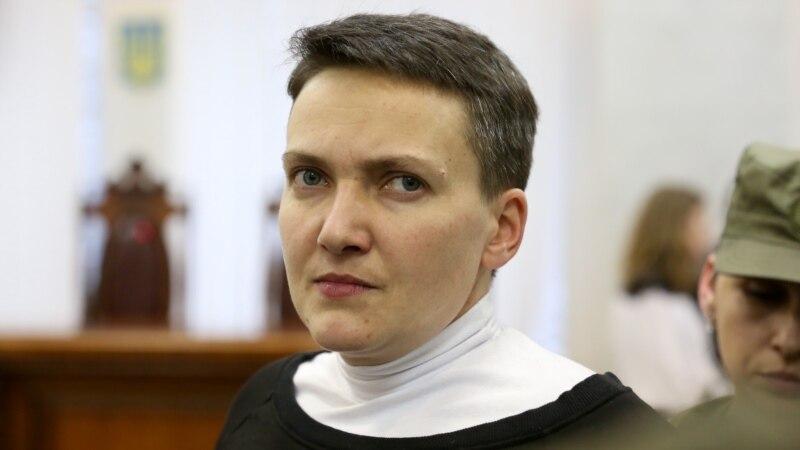 Савченко в листі просить Путіна помилувати українських політв'язнів