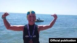 62-річна спортсменка з Лондона Брайоні Фейн (Briony Fane)