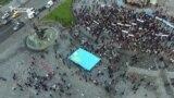 Ukrainians Remember Victims Of Tatar Deportation From Crimea