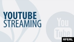 YouTube Streaming Graphic