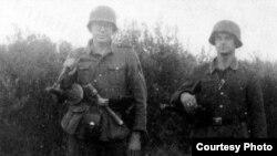 Немецкие солдаты на Восточном фронте, 1942 год