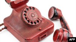Telefoni i udhëheqësit nazist, Adolf Hitler.