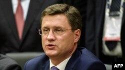 рускиот министер за енергетика Александар Новак