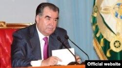 President Emomali Rahmon