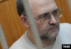 Сергей Кривов в суде
